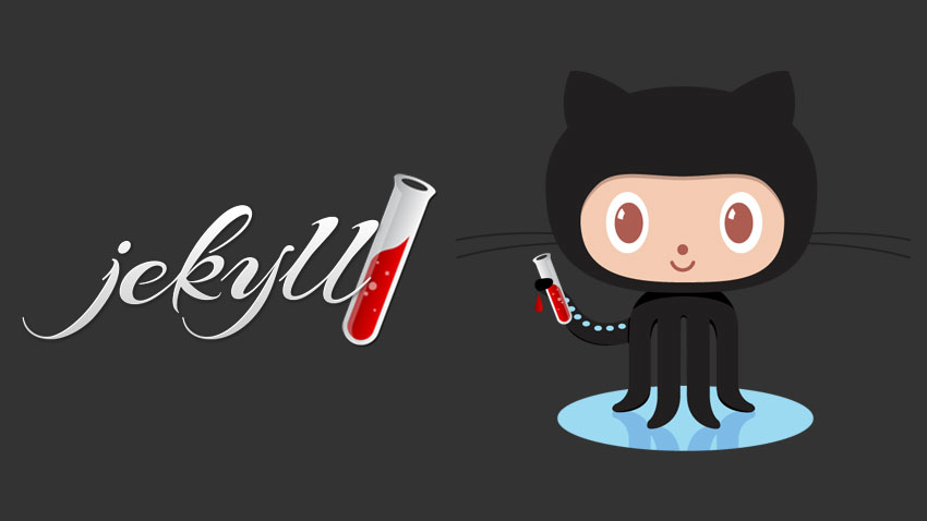 Github Pages with Jekyll and Markdown